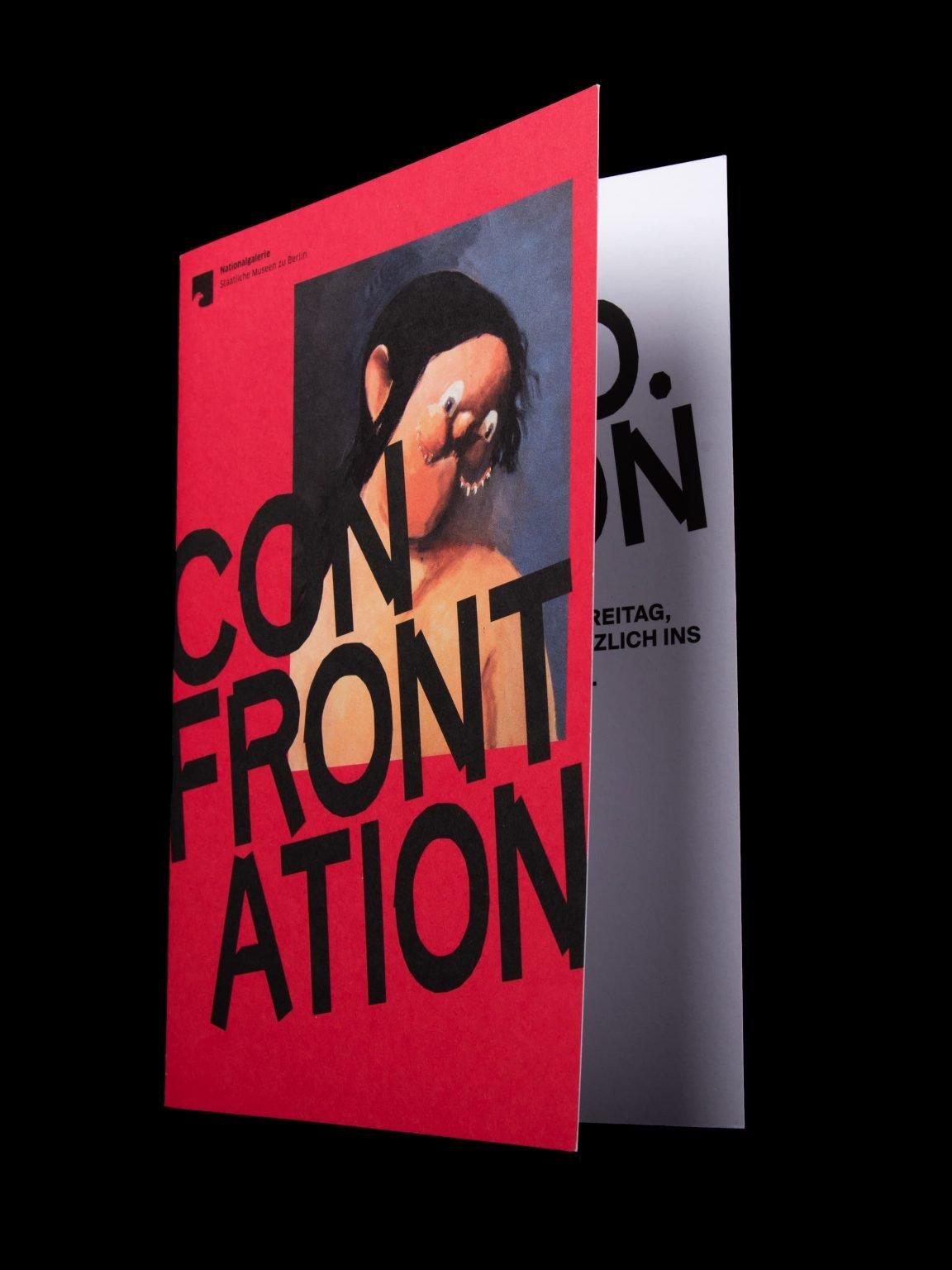 Ta Trung George Condo - Confrontation 05